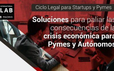 Soluciones para pymes y autónomos ante la crisis actual y cómo saber cuando solicitar el Concurso de acreedores