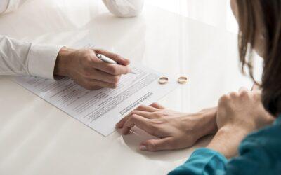 ¿Es necesario acudir al juzgado tras una separación?